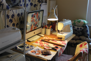 Our Sewing Studio
